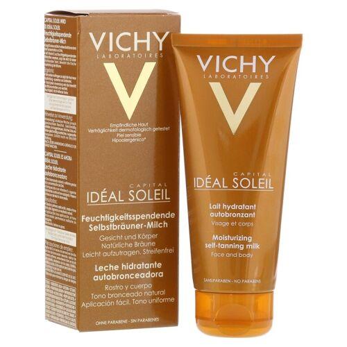 Vichy Selbstbräuner-Milch für Gesicht und Körper