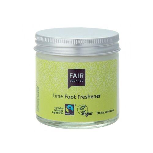 Fair Squared Foot Freshener Lime 50ml