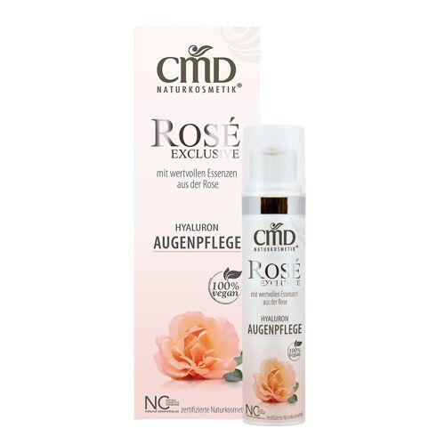CMD Naturkosmetik Rosé Exclusive - Hyaluron Augenpflege 15ml
