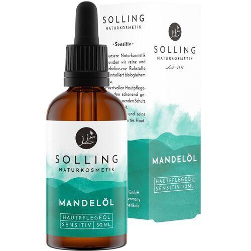 Solling Naturkosmetik Hautpflegeöl - Mandel 50ml