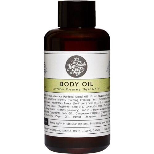 The Handmade Soap Body Oil