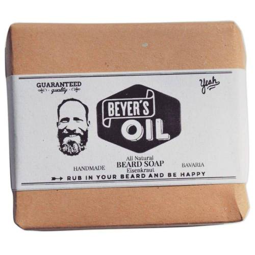 Beyer's Oil Bartseife Eisenkraut