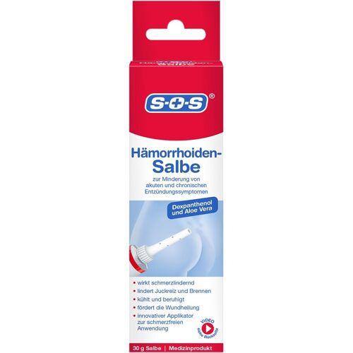 SOS Hämorrhoiden-Salbe