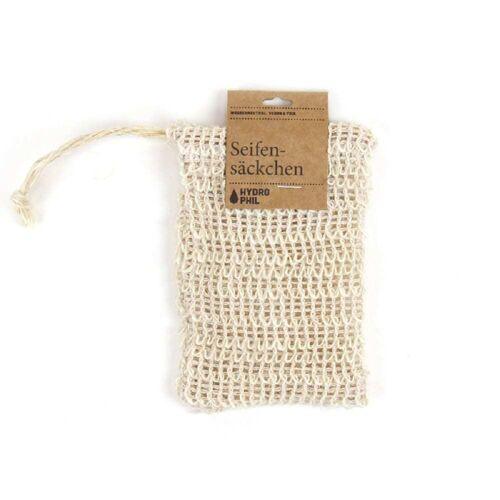 Hydrophil Seifensäckchen – für feste Seifen – plastikfrei