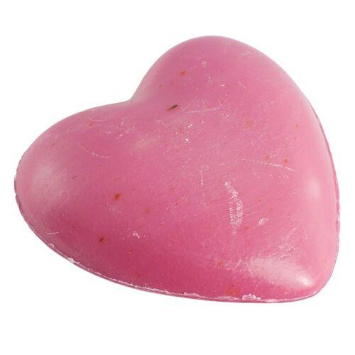 Saling Schafmilchseife - Herz pink 65g