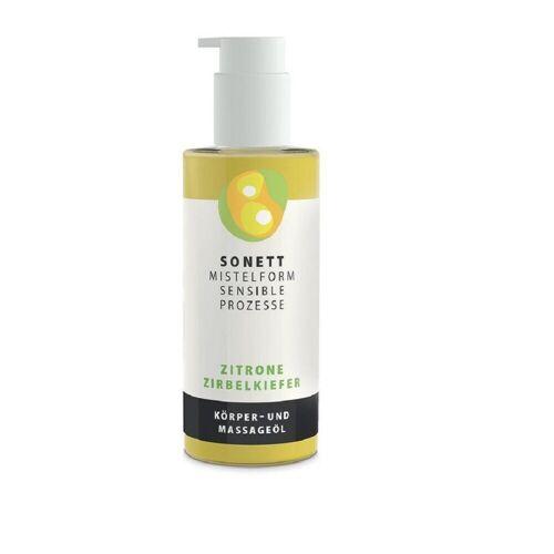 Sonett Massageöl - Zitrone Zirbelkiefer 145ml