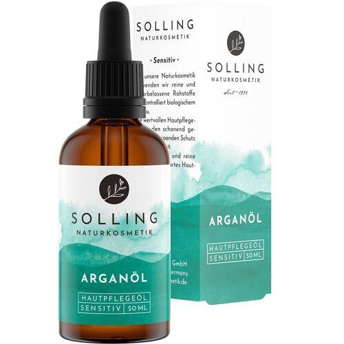 Solling Naturkosmetik Hautpflegeöl - Argan 50ml