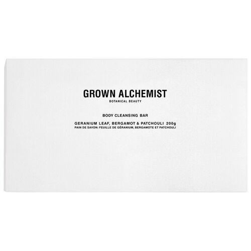 Grown Alchemist Bergamot & Patchouli Körperseife 200g