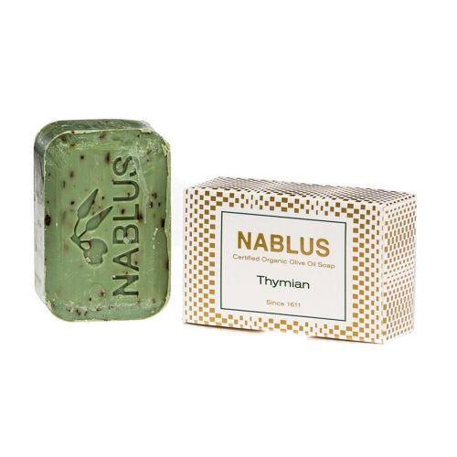 Nablus Soap Olivenseife - Thymian 100g
