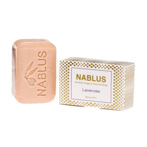 Nablus Soap Olivenseife - Lavendel 100g