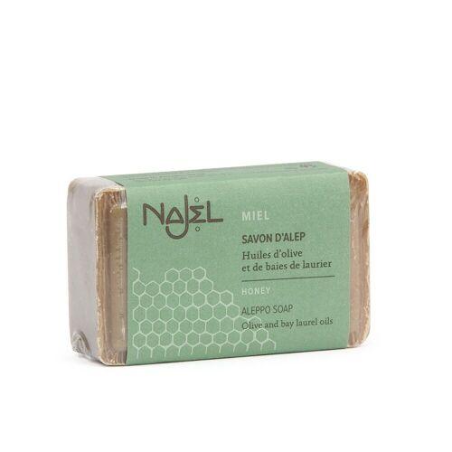 Najel Aleppo-Seife - Honig 100g