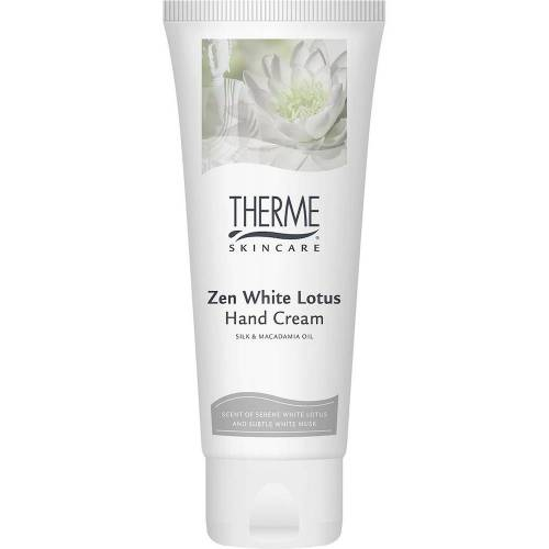 THERME Zen White Lotus Serien Creme 75ml Damen