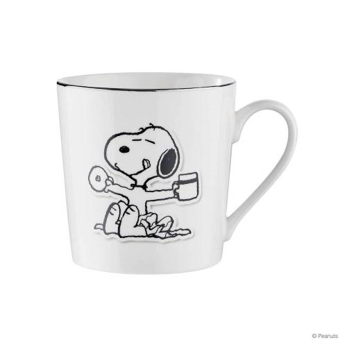 BUTLERS PEANUTS Tasse Snoopy Donut & Coffee 350ml