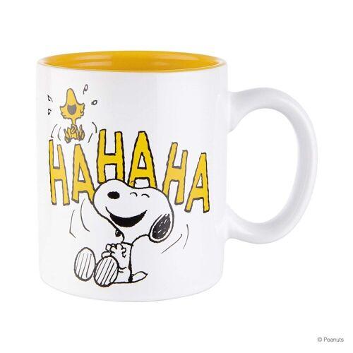 BUTLERS PEANUTS 4x Tasse Snoopy