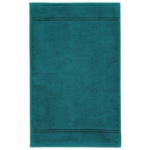 Cawö Nr. 401 - Smaragd Gästehandtuch