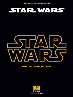 Hal Leonard Star Wars: Easy Guitar