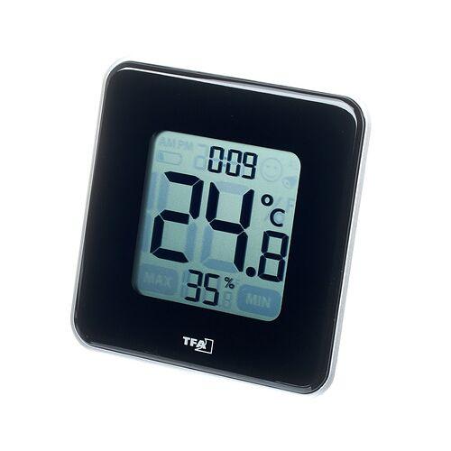 TFA Thermo-Hygrometer Style BK