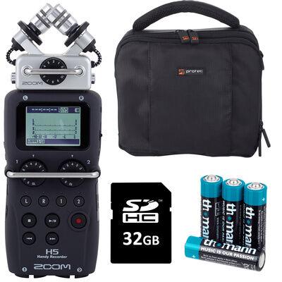 Zoom H5 Bag Bundle