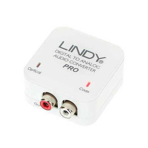 Lindy Audio DAC SPDIF/Analog Pro