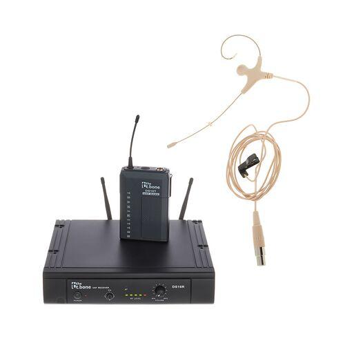 the t.bone TWS 16 EarmiKeO 863 MHz Set