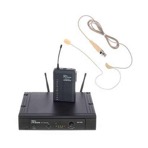 the t.bone Earmic Headset 863 MHz