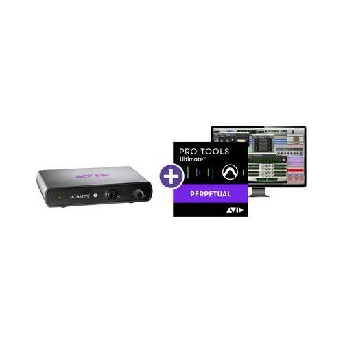 Avid Pro Tools Ult TB Core+Software