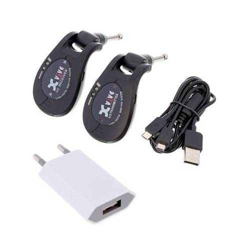 XVive Wireless System U2 BK Bundle