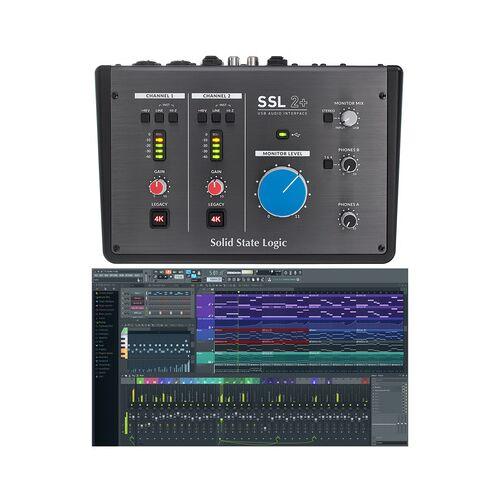 SSL 2+ FL Producer Set