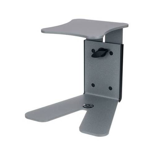 K&M 26772 Grey Table Monitor Stand