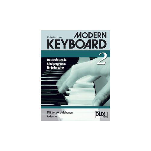 Edition Dux Modern Keyboard 2