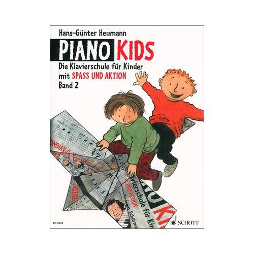 Schott Piano Kids 2