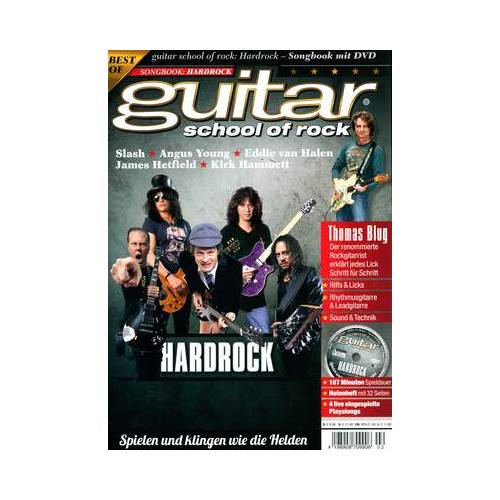 PPV Medien Guitar School of Hardrock