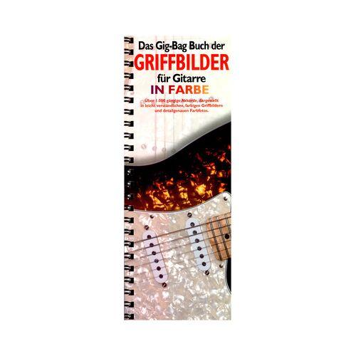 Bosworth Gig-Bag Buch Griffbilder