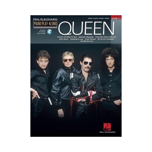 Hal Leonard Piano Play-Along Queen