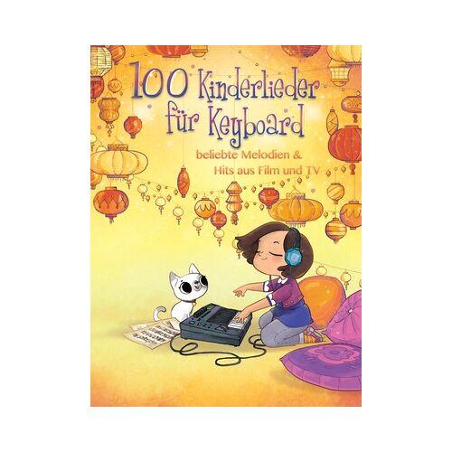 Bosworth 100 Kinderlieder für Keyboard