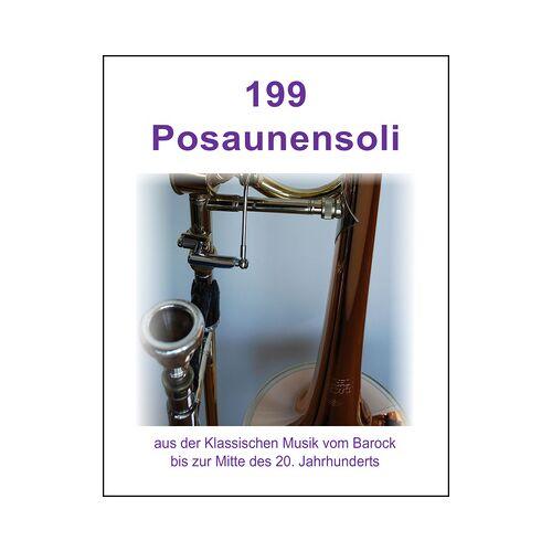 Bücher Wenner 199 Posaunensoli