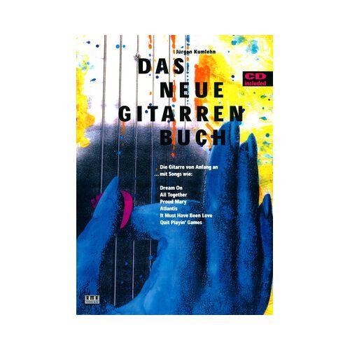 AMA Verlag Kumlehn Neue Gitarrenbuch