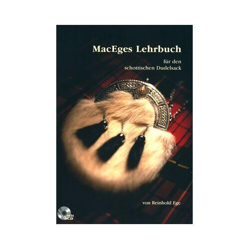 Verlag der Spielleute MacEges Lehrbuch Dudelsack