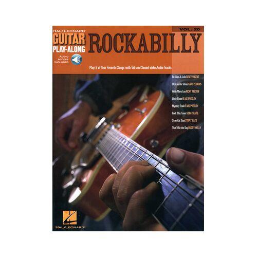 Hal Leonard Guitar Play-Along Rockabilly