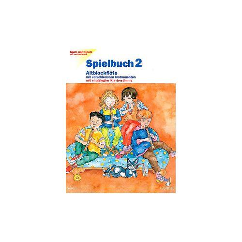 Schott Spiel und Spaß Spielbuch 2 Alt