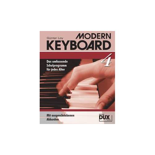 Edition Dux G. Loy Modern Keyboard 4
