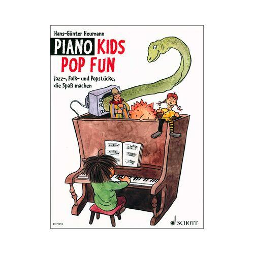 Schott Piano Kids Pop Fun