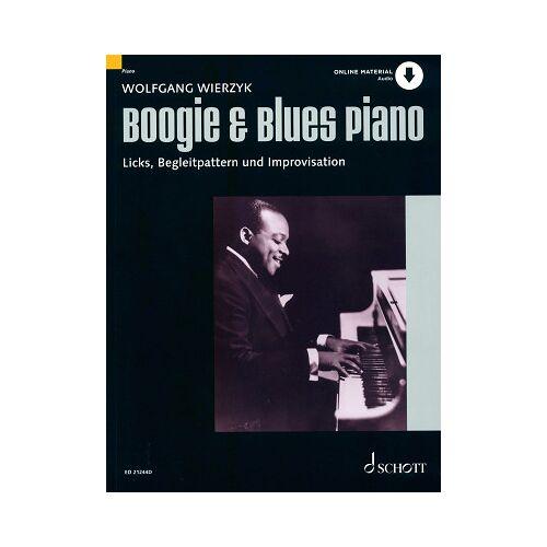 Schott Boogie & Blues Piano
