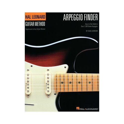 Hal Leonard Arpeggio Finder