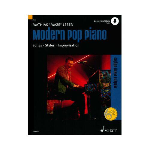 Schott Modern Pop Piano