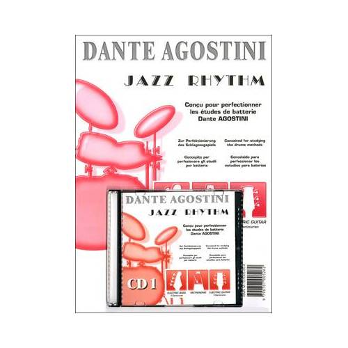 Dante Agostini Jazz Rhythm
