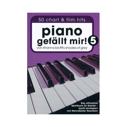 Bosworth Piano Gefällt Mir! 5