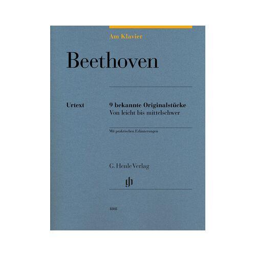 Henle Verlag Am Klavier Beethoven