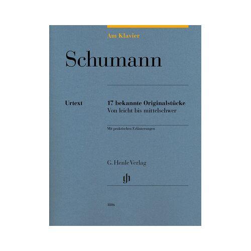 Henle Verlag Am Klavier Schumann
