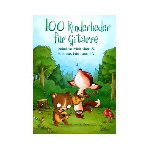 Bosworth 100 Kinderlieder für Gitarre